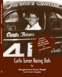 Curtis Turner Racing Stats book